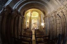 Eglise Heptagonale Sainte Marie, Rieux Minervois, France