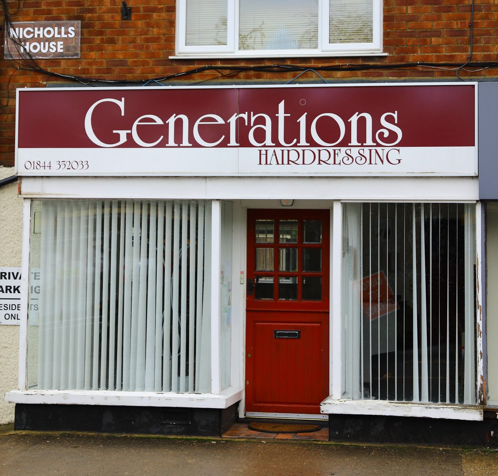 Generations Hairdressers