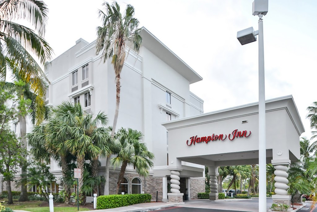 Hampton Inn Plantation Fort Lauderdale Airport