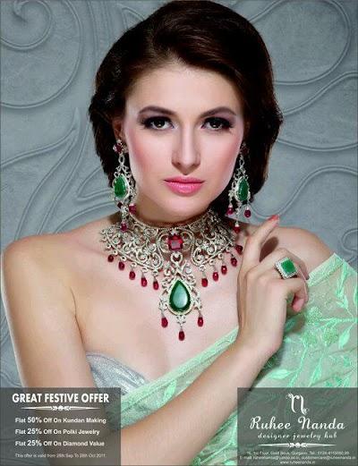 Ruhee Nanda Designer Jewelry Hub