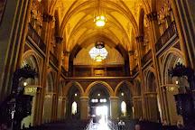 Metropolitan Cathedral, Curitiba, Brazil