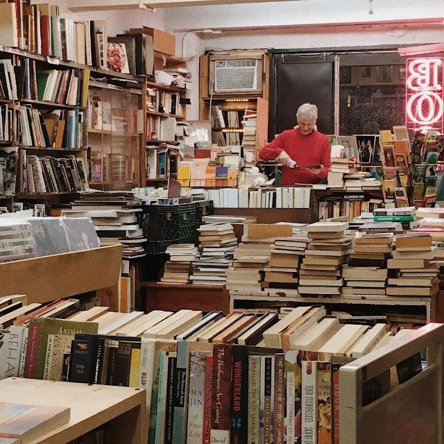 Mercer Street Books & Records
