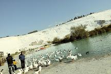 Pamukkale Natural Park, Pamukkale, Turkey