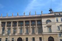 Palazzo Bovara, Milan, Italy