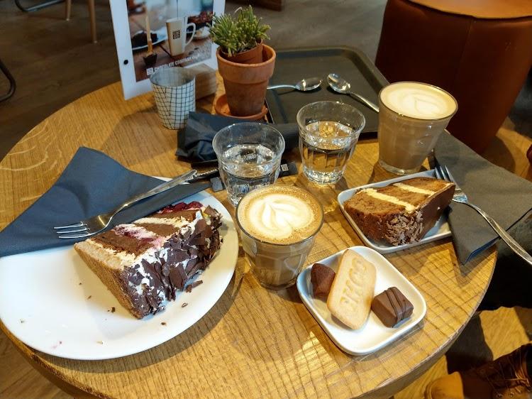 Chocolate Company Café Turfmarkt Den Haag