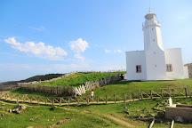 Inceburun Lighthouse, Sinop, Turkey