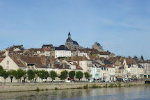 Eglise Saint Jean, Joigny, France