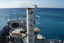 Kittiwake Shipwreck & Artificial Reef, West Bay, Cayman Islands
