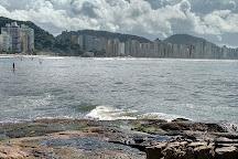 Mirante da Ponta das Galhetas, Guaruja, Brazil