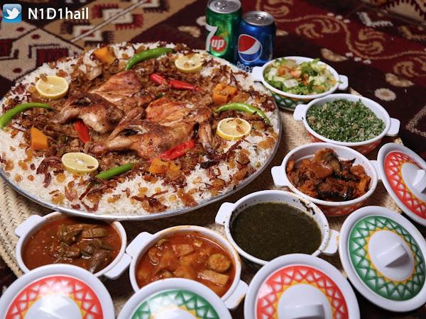 مطاعم ومطابخ نكهة ديرتــــــــنا