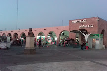 Mercado Hidalgo, Guanajuato, Mexico