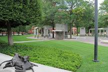 National Law Enforcement Officers Memorial, Washington DC, United States