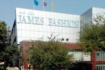 James Fashion International, Bangkok, Thailand