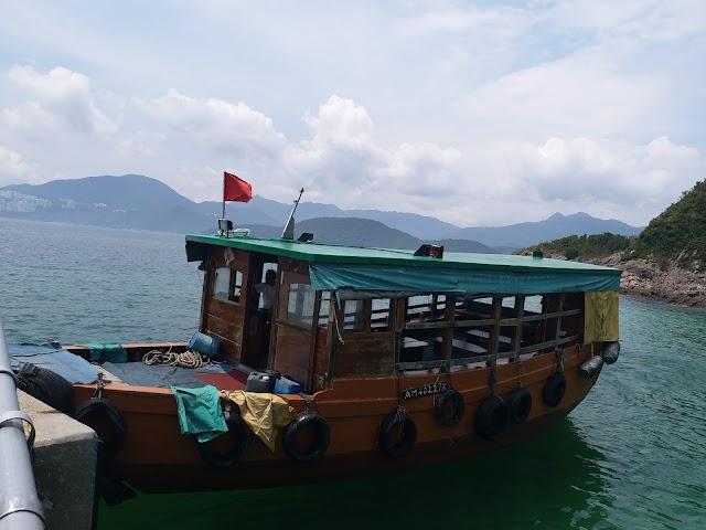 Hap Mun Bay Beach