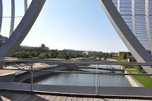 Puente de Toledo, Madrid, Spain