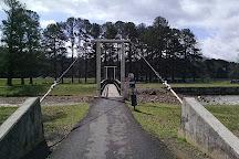 Swinging Bridge Park, Dayton, United States