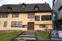Bachhaus, Eisenach, Germany
