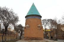 Tomb Hamdullah Mostofi, Qazvin, Iran