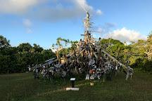 Hikulagi Sculpture Park, Alofi, Niue