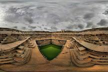 Stepped Tank, Hampi, India