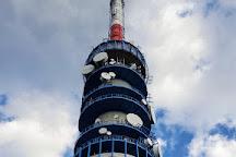 Kekesteto TV Tower, Gyongyos, Hungary