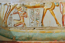 Temple of Rameses II, Abydos, Egypt