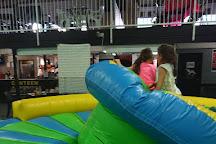 Inflatable World, Brisbane, Australia