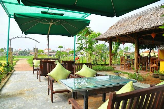 Tra Que Garden Cooking Class & Restaurant