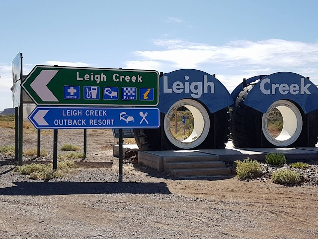Leigh Creek Outback Resort
