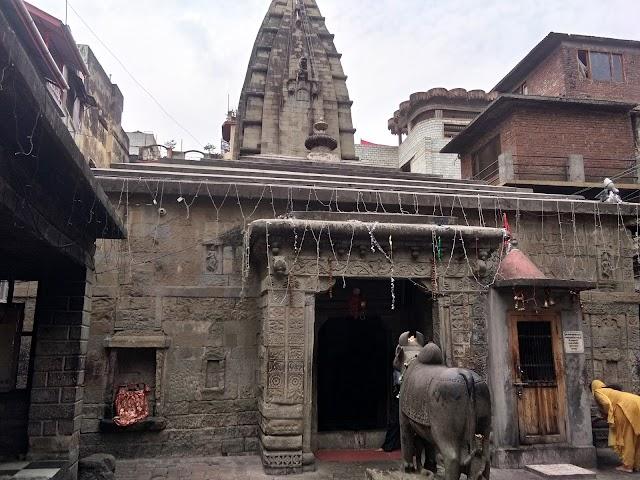 Baba Bhootnath Mandir