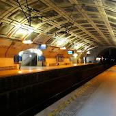 Железнодорожная станция  Magenta
