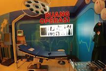 The Bagong Adventure Human Body Museum, Batu, Indonesia