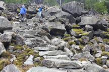 Skjervsfossen Waterfall, Granvin, Norway