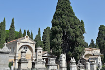 Cimitero Monumentale del Verano, Rome, Italy