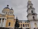 Спасо-Преображенский кафедральный собор на фото Рыбинска