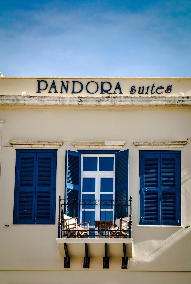Pandora Suites Hotel