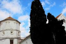 Church of La Encarnacion, Comares, Spain