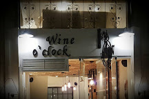 Wine O'Clock, Athens, Greece