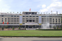 The Independence Palace, Ho Chi Minh City, Vietnam