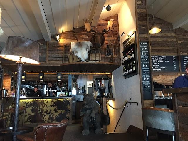 Restaurant d'Altitude Chalet de l'Arpette