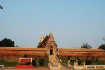 Wat Phra That Lampang Luang, Lampang, Thailand