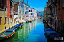 Row Venice, Venice, Italy
