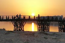 Playa de La Gaviota, Isla Cristina, Spain