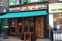 Made in Brasil, London, United Kingdom