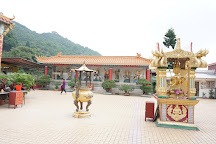 Ten Thousand Buddhas Monastery (Man Fat Sze), Hong Kong, China