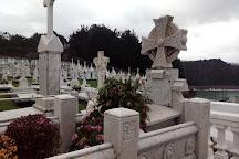 Cementerio de Luarca, Luarca, Spain