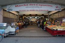 Marche des Capucins, Bordeaux, France