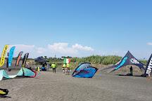 Tsunami Kite School, Marina di San Nicola, Italy