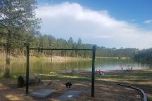 Center Lake, Custer, United States