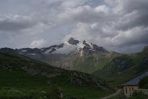 La ville des Glaciers, Bourg Saint Maurice, France